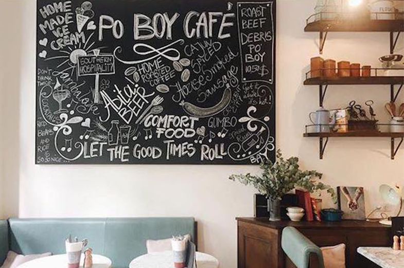 PO BOY CAFE