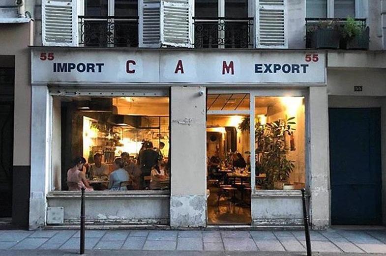 IMPORT EXPORT CAM