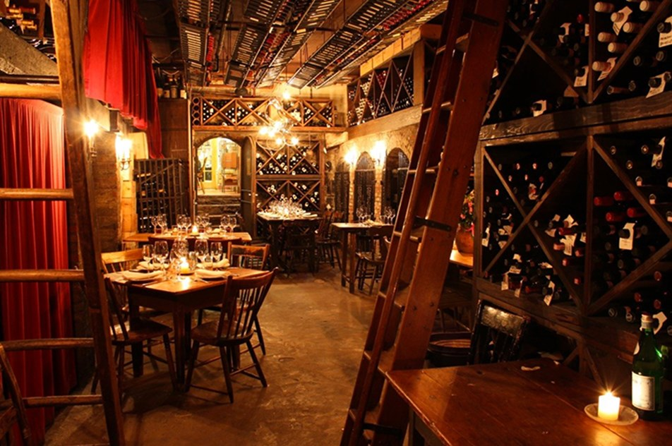 Restaurants in nyc with private dining rooms