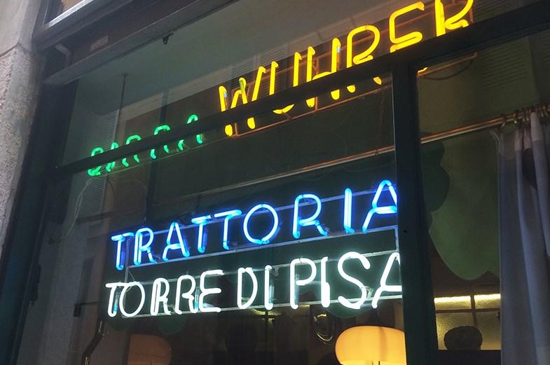 TRATTORIA TORRE DE PISA