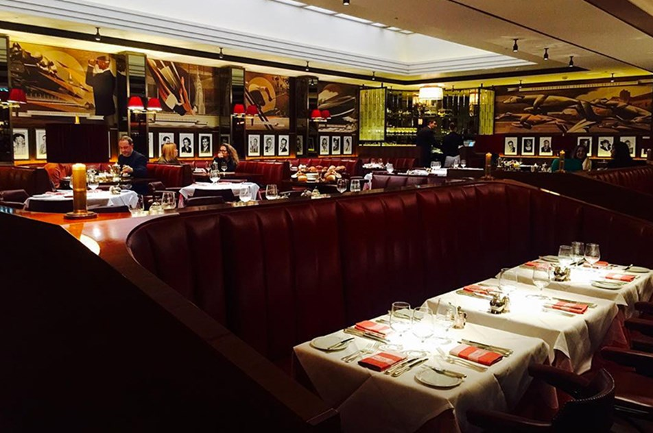 COLONY GRILL ROOM
