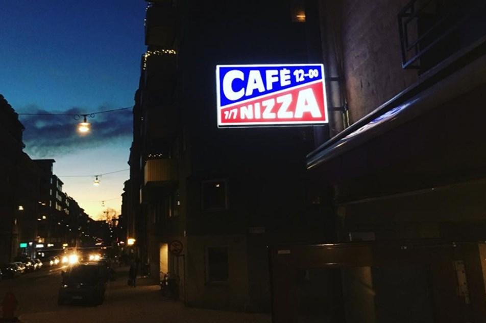CAFÉ NIZZA