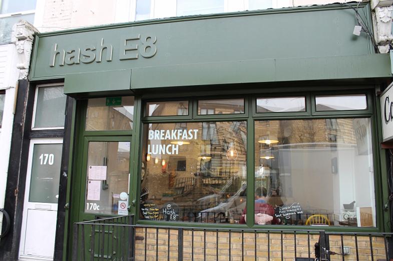 HASH E8